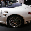 Stock Photo: Porsche carrerturbo spyder