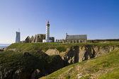 Landscape , with lighthouse — Foto de Stock