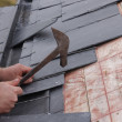 Stock Photo: Roofer tools
