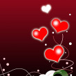 Valentines Day Background — Stock Photo #2584000