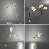 Modern lamps — Foto Stock