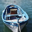Blue fishing boat — Stock Photo #26660787