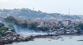 Freetown — Stock Photo