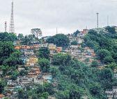 Favelas — Stock Photo