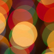 Blurred Christmas lights — Stock Photo #15710889
