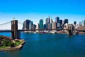 Cidade de nova york — Foto Stock