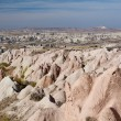Turkish famous tourist place - Cappadocia — Stockfoto #26964377