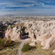 Stock Photo: Landscape of Goreme National Park, Cappadocia
