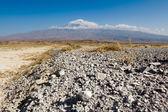 Highest mountain in Turkey - Ararat — Stock Photo