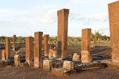 Cementerio ahlat — Foto de Stock
