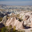 Stock Photo: Geological miracle of Cappadocia