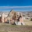 Stock Photo: Ancient church in Cappadocia