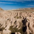 Stock Photo: Landscape of natural rock forms Cappadocia,