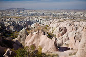 Geological miracle of Cappadocia — Stock Photo