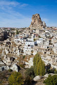Cappadocia. Ortahisar Castle — Stock Photo