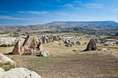 Monastery in Cappadocia — Stock Photo