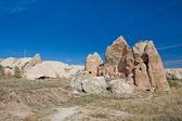 Ancient church in Cappadocia — Stock Photo