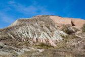 Cappadocia tufa erosion — Stock Photo