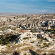 Stock Photo: Goreme in Cappadocia