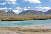 Arabel-Suu river in Kirgizstan — Stock Photo
