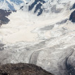 Glacier in Tien Shan Mountains — Stock Photo