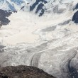 Glacier in Tien Shan Mountains — Stok fotoğraf