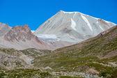 Bald-headed mountain in Tien Shan — Foto de Stock