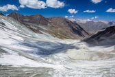 Amazing Tien Shan mountains — Stock Photo