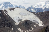 Landscape of Tien Shan mountains range — Stock Photo