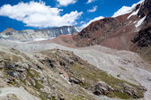 Colorful mountains. Tien Shan — Stock Photo