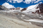Majestic Tien Shan mountains — Stockfoto