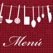 Royalty-Free Stock Vectorafbeeldingen: Menu vector