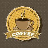 Vecteur de café — Vecteur