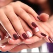 Women Hands — Stock Photo