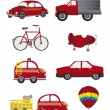 Transport — Vector de stock #12880988