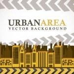Urban area — Stock Vector #12881443