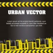 Royalty-Free Stock Immagine Vettoriale: Urban vector
