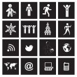 Royalty-Free Stock Vector Image: Icons