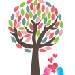 Royalty-Free Stock Imagen vectorial: Love Card