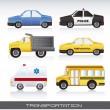 Cars vector - Stock Vector