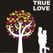 True love — Stock Vector #13699363