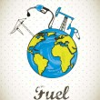 Fuel vector — Stock Vector #13851149