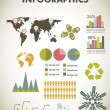 Stockvektor : Infographics