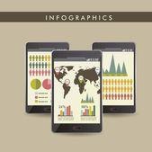 Infographics — Stock Vector