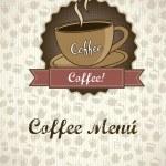Coffee menu — Stock Vector #14114139