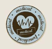 Heartbeats — Stock Vector