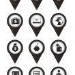 Money icons — Stock Vector #14735021