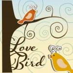 Bird Animals Icons — Stock Vector #14735585