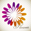 Royalty-Free Stock Vector Image: Flower