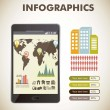 infographics — Stock Vector #16273649